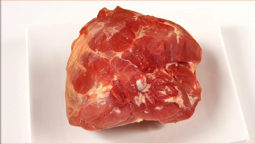 Hickory Smoked Fresh Ham