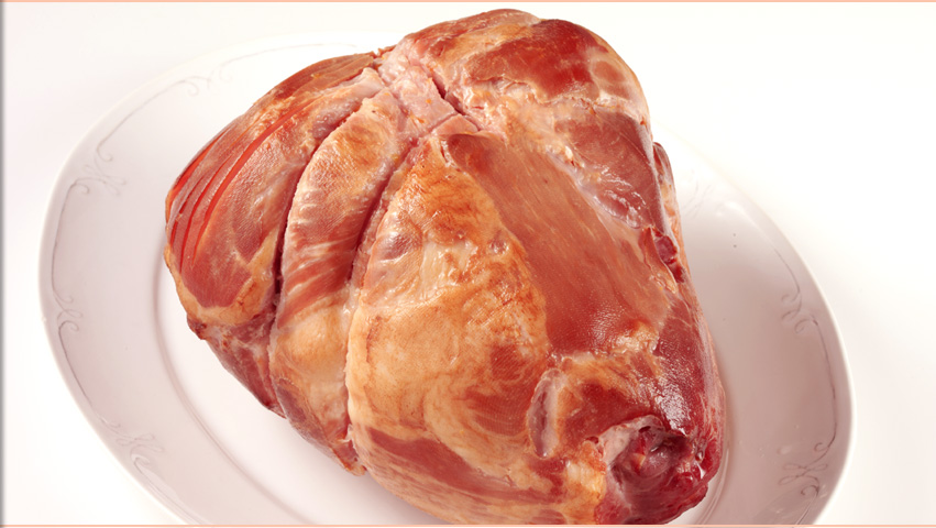Hickory Smoked Boneless Ham